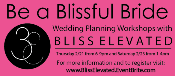 Denver Wedding Planning Workshops for brides and engaged couples at StudioWed.